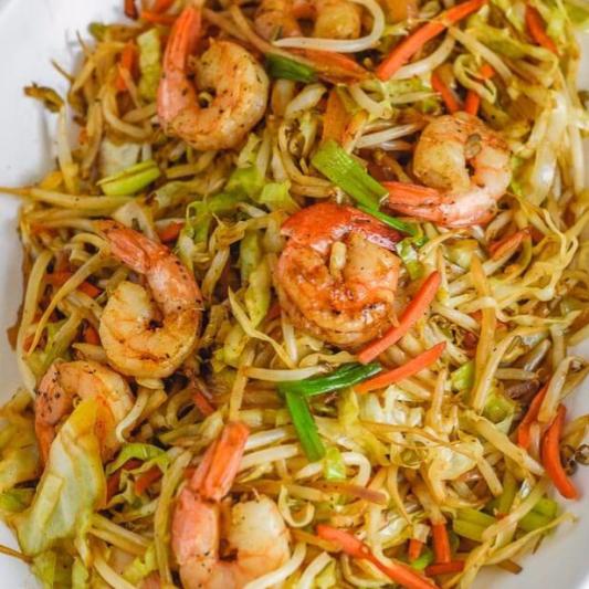 23. Shrimp Chow Mein
