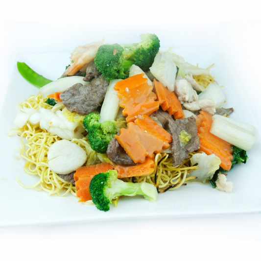 96. Special Fried Noodle or Vermicelli
