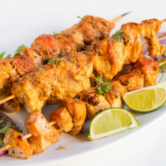 1. Tandoori Chicken Tikka