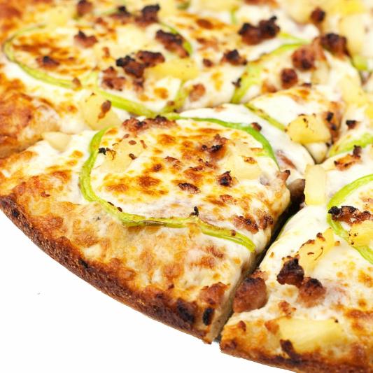 1. Veggie Supreme
