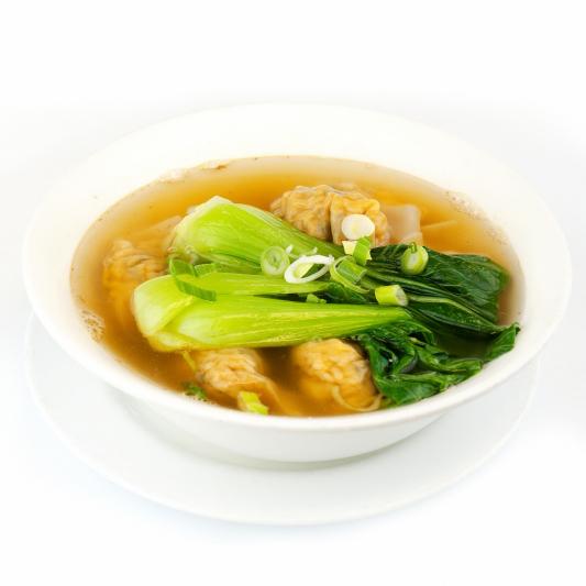 10. Shui Kau Noodle Soup