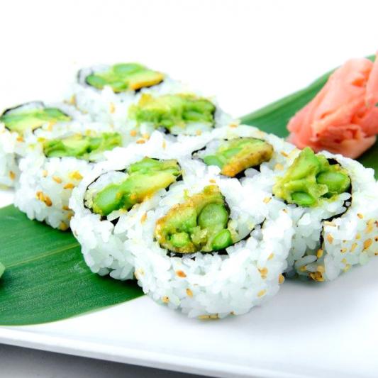 Asparagas Roll