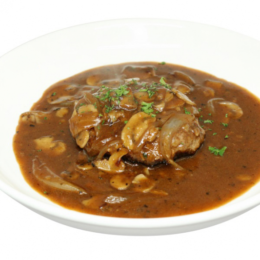 Fillet Mignon with Black Pepper Sauce 黑椒牛柳球