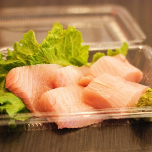 Toro Sashimi (6 pcs)