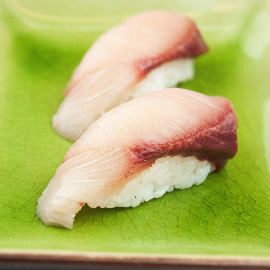 Hamachi - Yellow Tail Nigiri (1 pc)