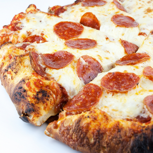 The Supper Cheesy Pepperoni