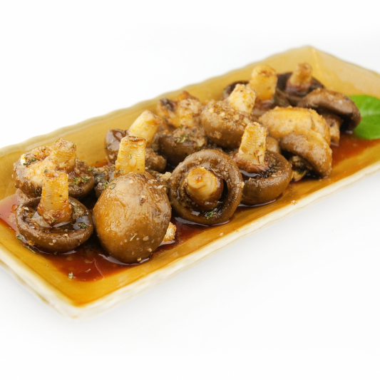BBQ Mushrooms 烤蘑菇