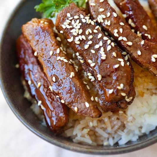 Hot Dishes and Donburi