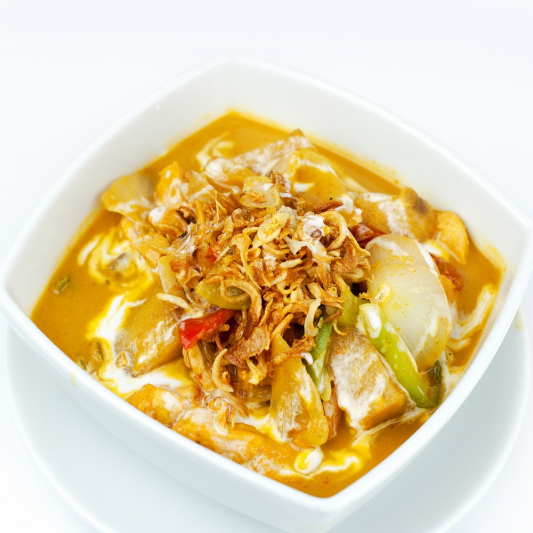 Chicken and Cheese Curry