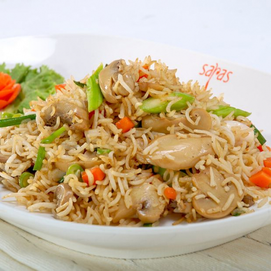 27. Chicken & Beef Fried Rice