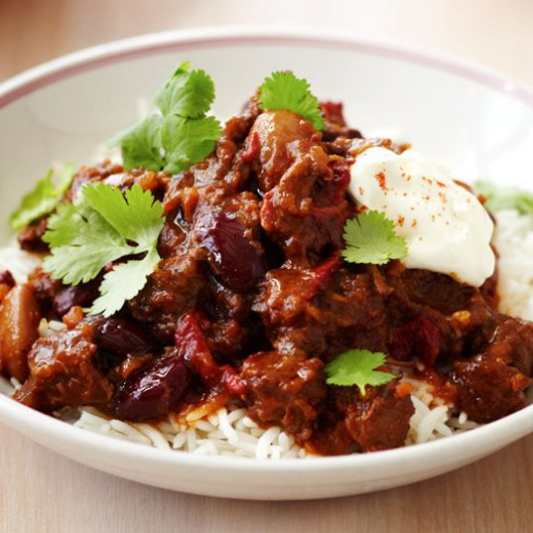 Chilli Lamb (Slice)