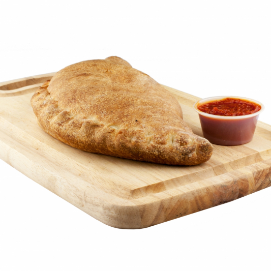 Calzone with Two Items
