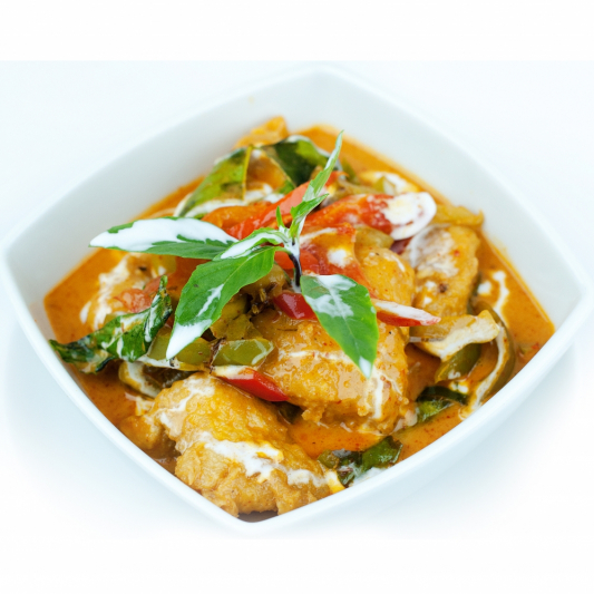 Sweet-and-Sour Fish