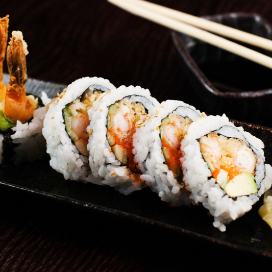 Winter Dynamite Roll (6 pcs)