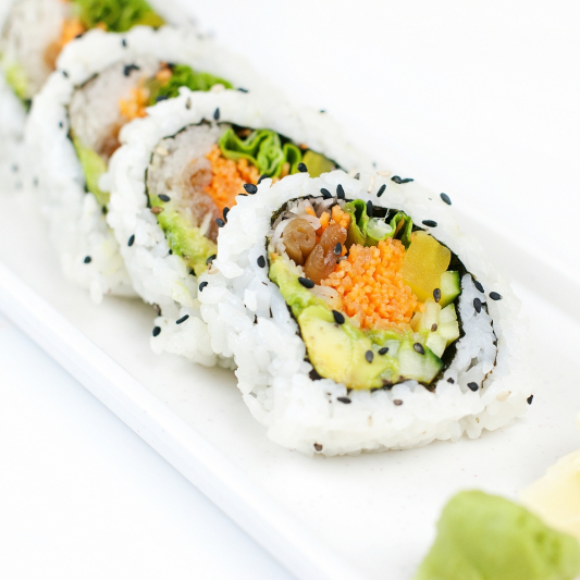Super Veggie Roll