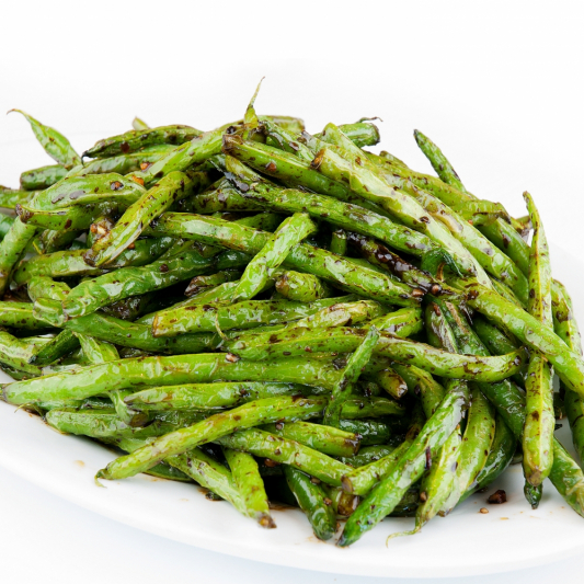 95. Spicy Green Beans Szechuan Style (Dry Hot)