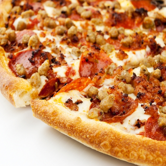 24. Meat Lover Pizza