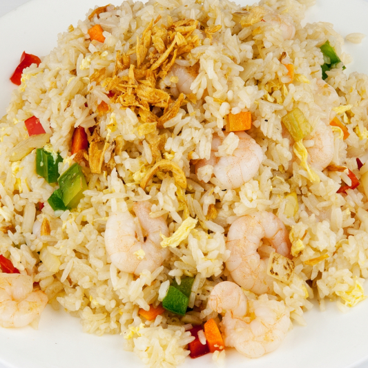 H9. Seafood Fried Rice