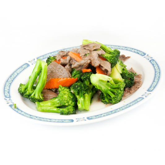 19. Beef with Broccoli