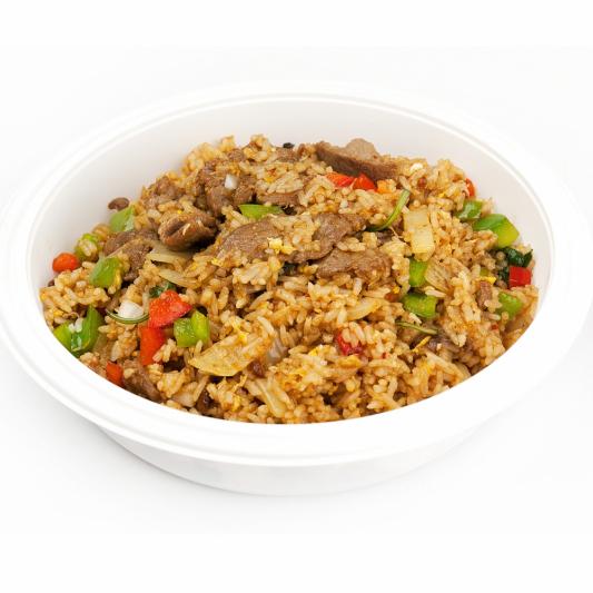 52. Thai Basil Fried Rice