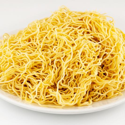 61B- E-fu noodle (soft longitivity noodle) 干烧伊面