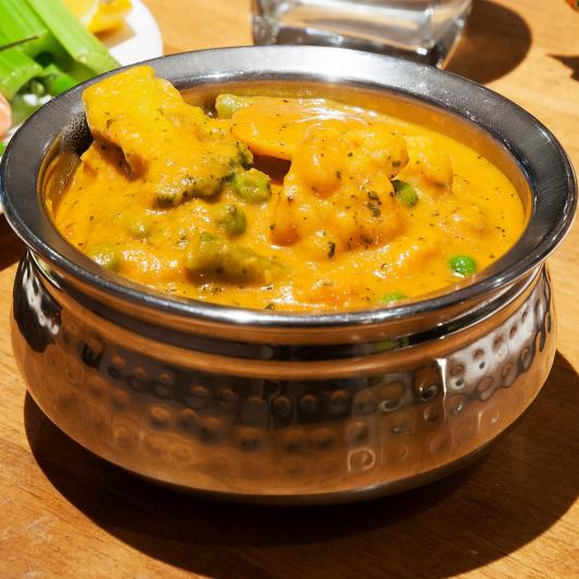 Mix Vegetable Korma