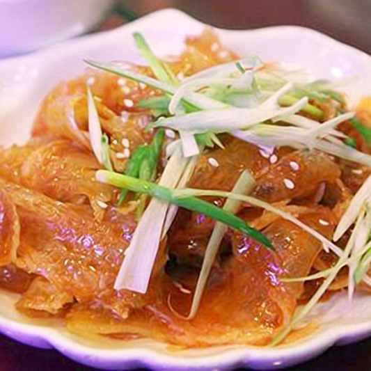 33. Beef Tendon in Chili Sauce