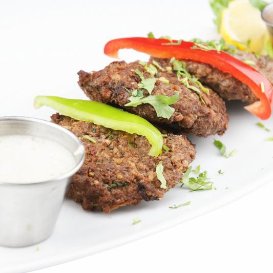 Fried Kebab