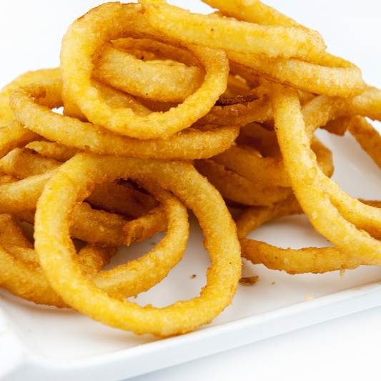 8-7 Onion Rings