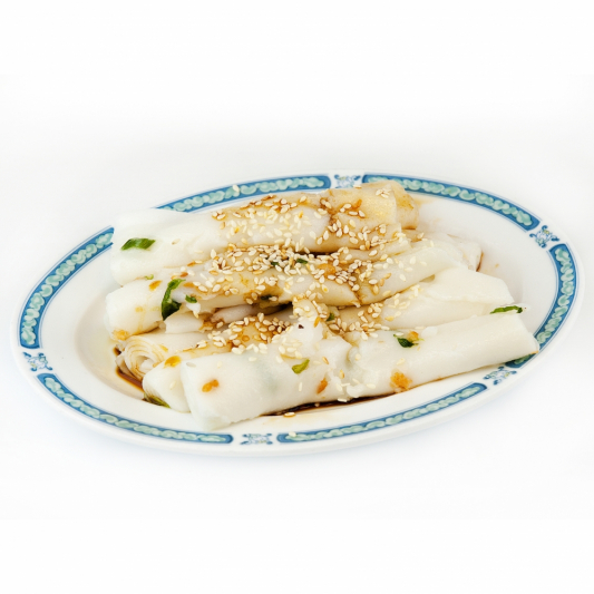 6. Steamed Rice Noodle Rolls