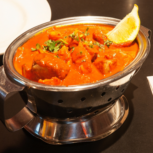 Fish or Prawn Vindaloo