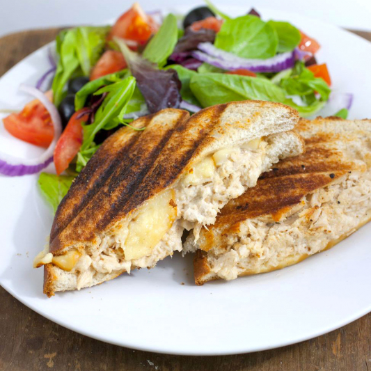 20. Classic Tuna Sandwich