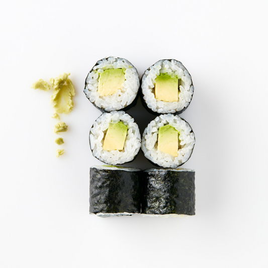 57. Avocado Maki (6 pcs)