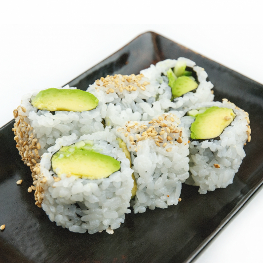101.Avocado Roll