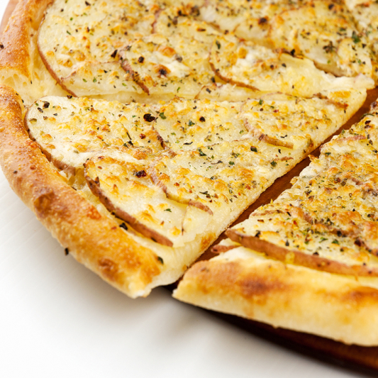 Large Garlic Pizza
