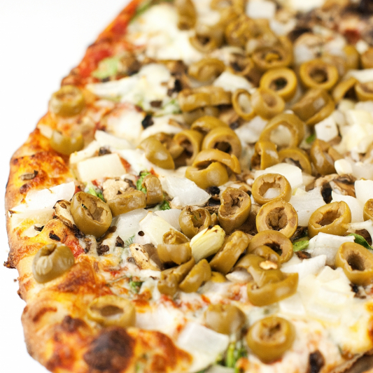 Olives Pizza (Large)