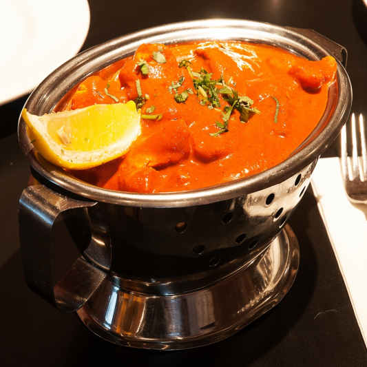 Chicken or Lamb Vindaloo