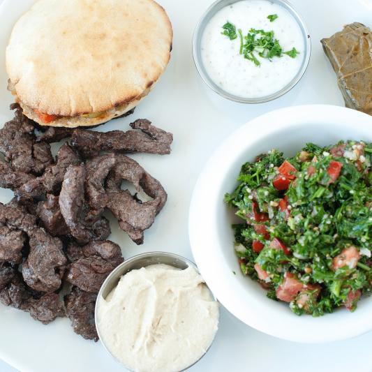 Biryani Lunch Plate