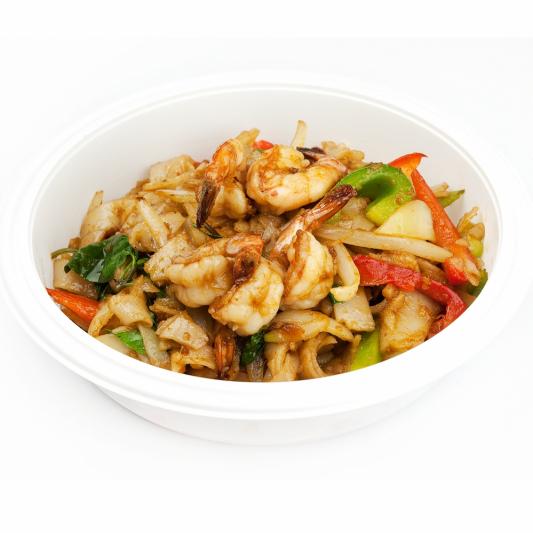 146. Shrimp Noodles