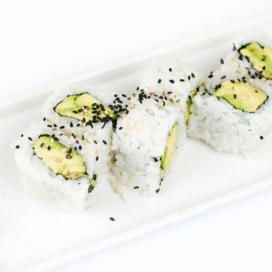 Vegetable Roll (8 pcs)