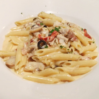 Pasta with Butter Sauce