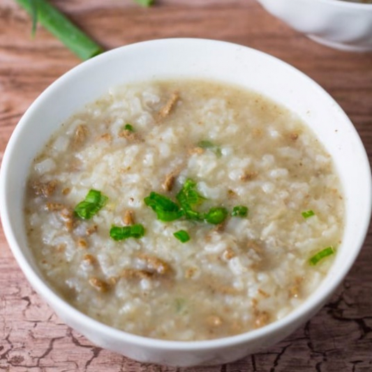 11. Sliced Beef Congee