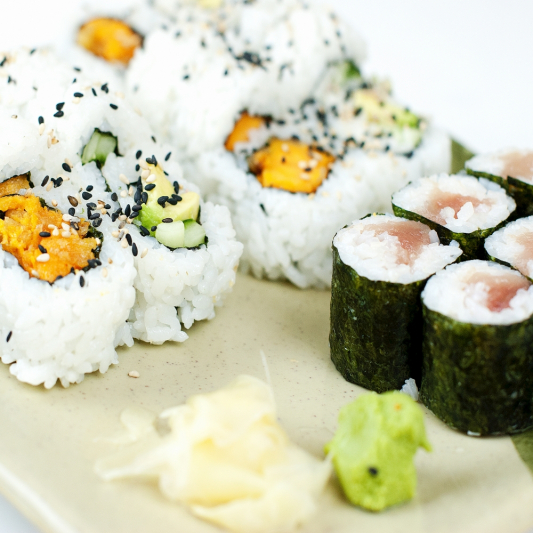 22 pcs Sushi Special
