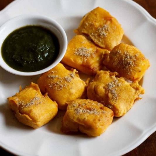14. Potato Pakora