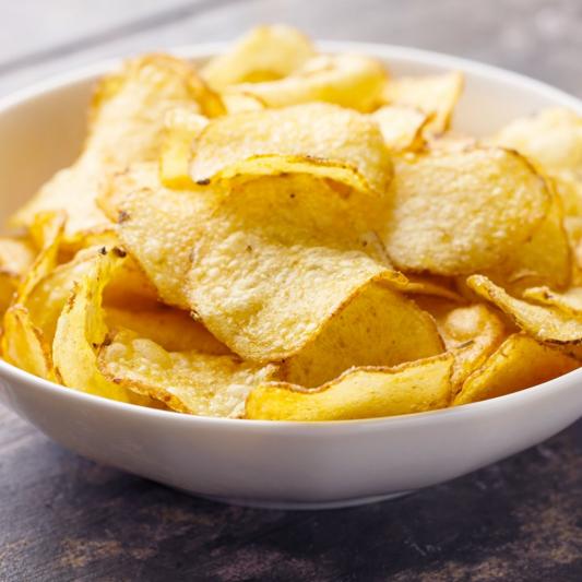 Dry Fried Potato Chips 干锅土豆片