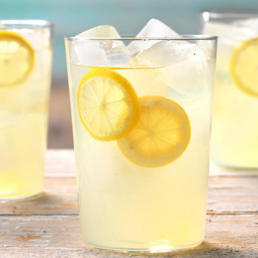 42. Salted Lemonade with Ice - Chanh Muoi (13 oz)