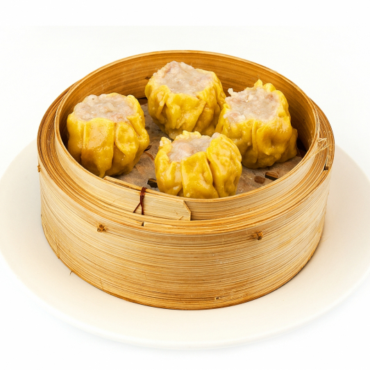 Steamed Sticky Rice Dumpling 糯米烧卖