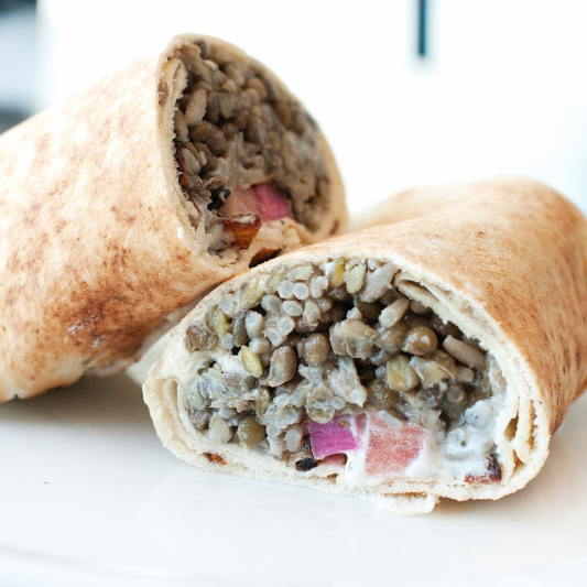 Philly Steak Wrap