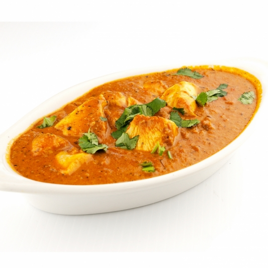 1. Butter Chicken (Boneless)