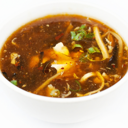 A.11 Noodle in Hot & Sour Soup